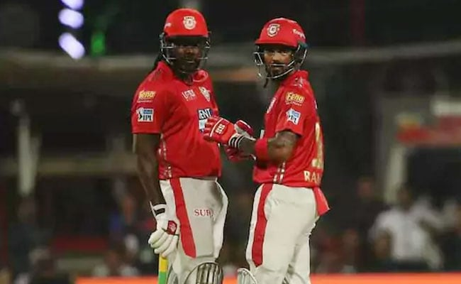IPL : गेल की एक और विस्फोटक पारी, पंजाब नौ विकेट से जीता