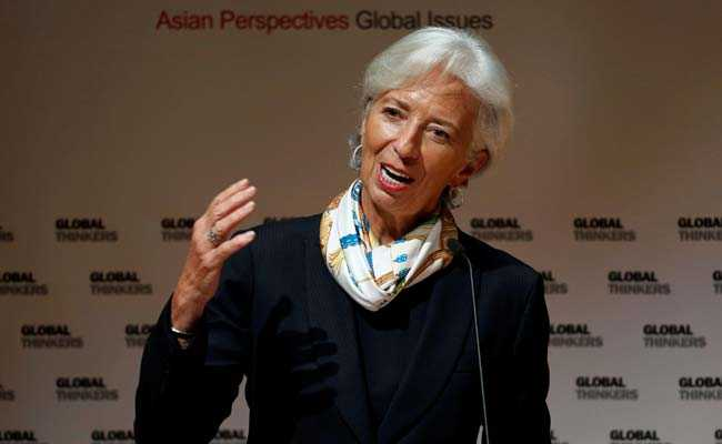 'Precarious' Global Rebound Expected In Late 2019: IMF Chief Christine Lagarde