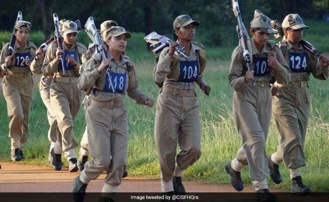 Court Seeks Centre's Reply Over Plea On 'Discrimination' Against Women In CISF
