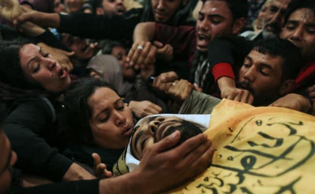 फिलिस्तीनियों पर इजरायली सेना ने की थीं गोलियों की बौछार, अरब संसद में हुई निंदा