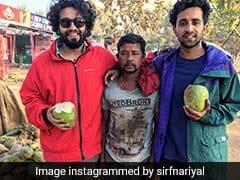 दो दोस्तों ने FREE में घूमा इंडिया, नारियल पानी पीकर ऐसे मस्ती में बिताए 30 दिन