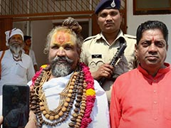 "Computer Baba, ""Minister"" In BJP Rule, Scores Plum Job From Congress"