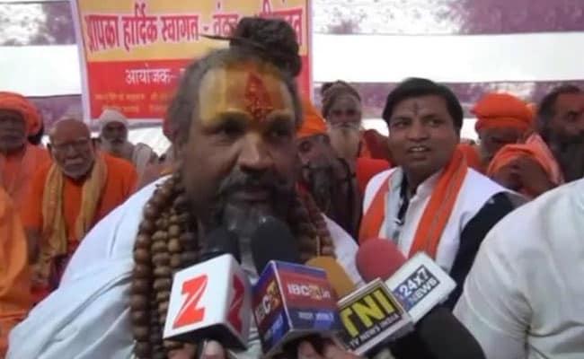 मध्य प्रदेश: शिवराज के राज्यमंत्री कम्प्यूटर बाबा ने अब इनके लिए BJP से मांगा टिकट