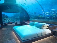 Forget Overwater. The Maldives's New Star Villa Is Underwater