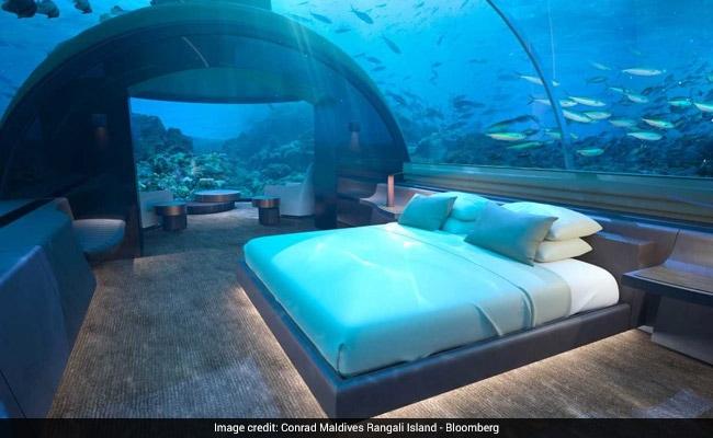 Forget Overwater The Maldives S New Star Villa Is Underwater
