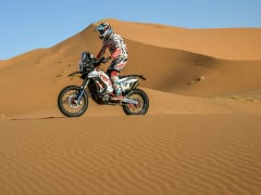 Merzouga Rally 2018: Hero and Sherco TVS Post Strong Finish In Top 20