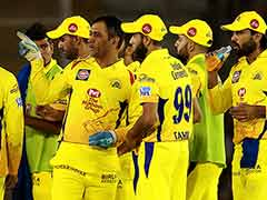 IPL 2018 Live Score Chennai Super Kings vs Rajasthan Royals: CSK Eyeing Win At Their New Home