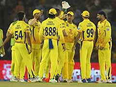 IPL 2018 Live Cricket Score, Chennai Super Kings vs Rajasthan Royals