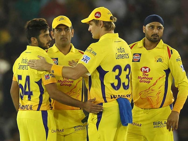 IPL 2018: Chennai Super Kings, Rajasthan Royals Look To Get Back To Winning Ways
