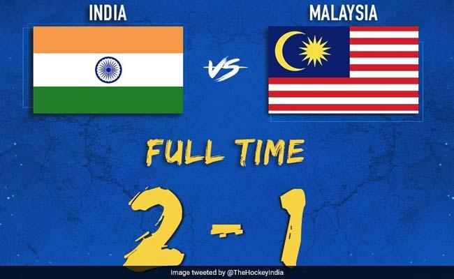 CWG: हॉकी में मलेशिया को हराकर पुरुष टीम सेमीफाइनल में पहुंची
