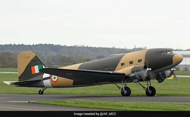 Aircraft Gifted By BJP Lawmaker Rajeev Chandrasekhar To Join Indian Air Force