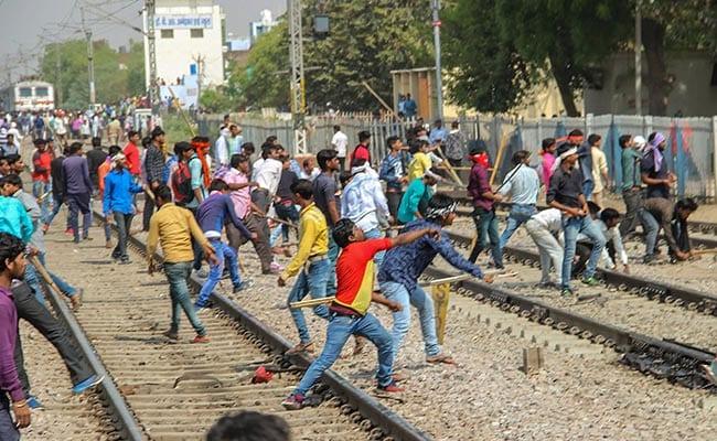 भारत बंद: दलित आंदोलन की हिंसा में सवर्ण और मुसलमान भी शामिल