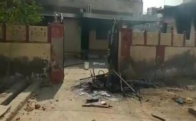 Mob Burns Homes Of 2 Dalit Politicians In Rajasthan, Day After Bharat Bandh