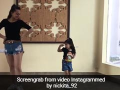 Little Girl Dancing To <i>Bom Diggy Diggy</i> Is Too Cute. Instagram Hearts Her