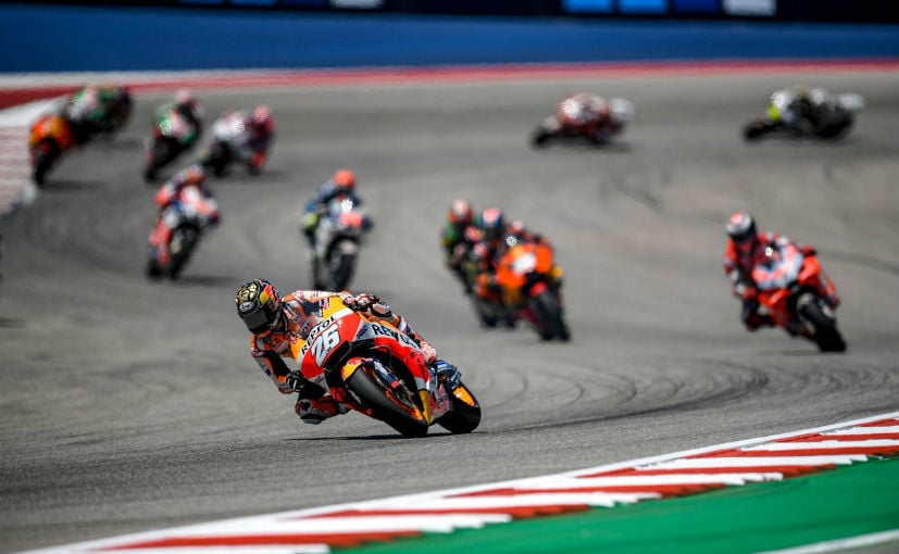 the 2019 motogp calendar will have its first race on march 10 in qatar and last
