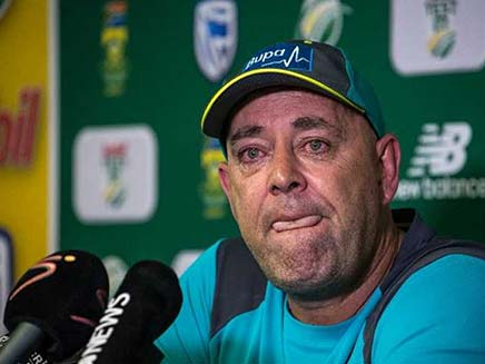 Cricket Australia To Name Darren Lehmann