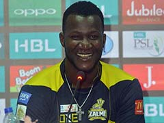 Darren Sammy Plays Hilarious April Fool