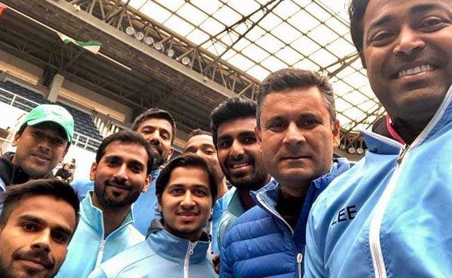 डेविस कप: भारतीय टीम का चमत्कारी प्रदर्शन, 0-2 से पिछड़ने के बाद चीन को हराकर वर्ल्ड ग्रुप में जगह बनाई