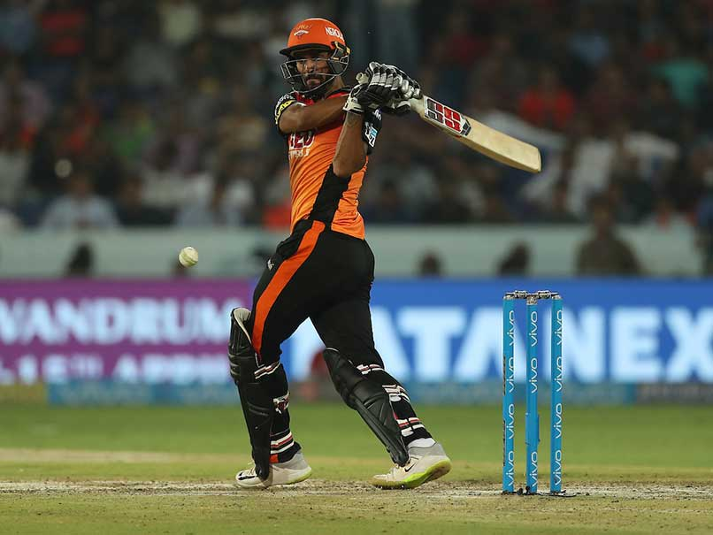 IPL 2018: Sunrisers Hyderabad Show Nerves Of Steel, Beat Mumbai Indians In A Thriller