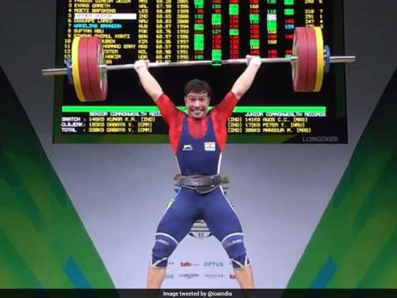 Commonwealth Games 2018: Deepak Lather Claims Bronze, Gives India Fourth Weightlifting Medal