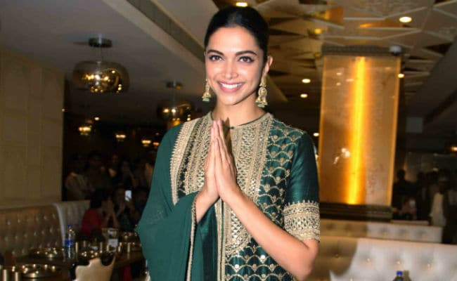 Time 100: Deepika Padukone 'Feels A Small Sense Of Achievement' After Name On List