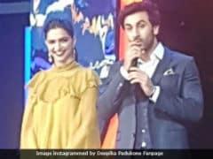 Viral: Deepika Padukone And Ranbir Kapoor Dancing To Ranveer Singh's <i>Malhari</i> Are Freaking Hilarious