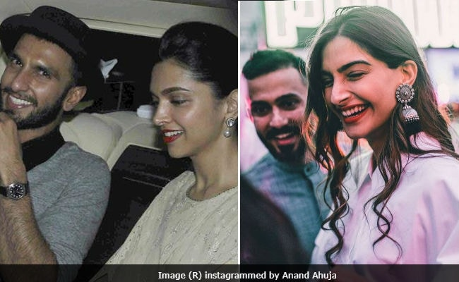 In Today's Rumours: One On Deepika Padukone And Ranveer Singh, Another On Sonam Kapoor And Anand Ahuja