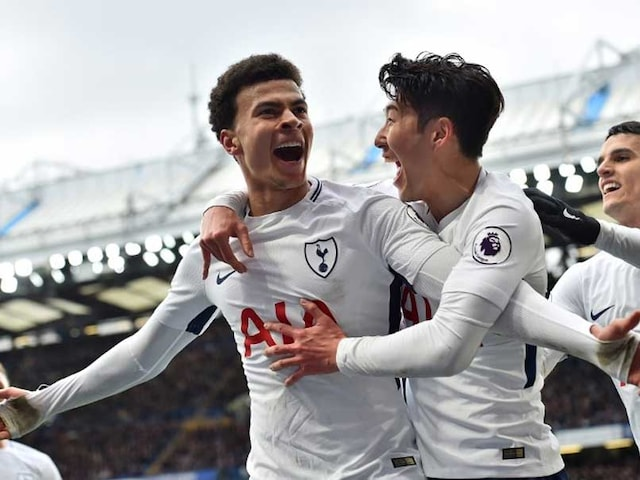 Premier League: Dele Alli Sinks Chelsea As Pierre-Emerick Aubameyang Scores Two For Arsenal
