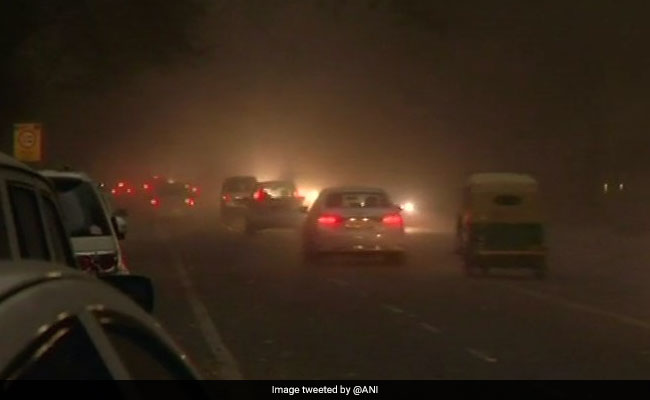 Man Killed, 13 Injured In Overnight Dust Storm In Delhi, Say Police