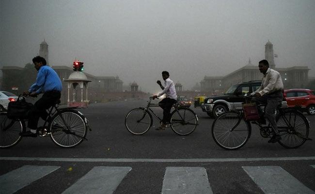 मौसम का तूफानी मिजाज, सोमवार को फिर आ सकती है दिल्ली में आंधी