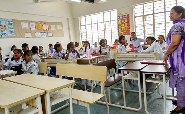 Delhi Starts 'Spoken English' Course For Government School Students