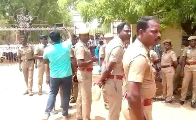 Sex For Degrees In Tamil Nadu College Professor Investigated-7395