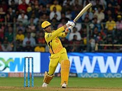 IPL 2018: MS Dhoni Shows Age Is Just A Number, Finishes Off In Style