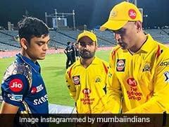 IPL 2018: मुंबई इंडियंस के ईशान किशन को 'एवरग्रीन' एमएस धोनी ने दी यह सीख...