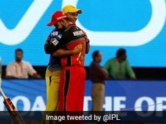 IPL 2018: MS Dhoni, Virat Kohli's Warm Hug Before Match Is Winning Twitter's Love