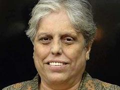 ...इस कारण बीसीसीआई लाइफटाइम अचीवमेंट अवार्ड नहीं लेंगी पूर्व महिला क्रिकेटर डायना इडुल्जी