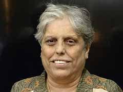Diana Edulji Refuses To Accept BCCI