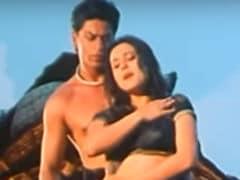 Why Shah Rukh Khan Is Not In <I>Jiya Jale</I>'s Waterfall Sequence, Farah Khan Reveals