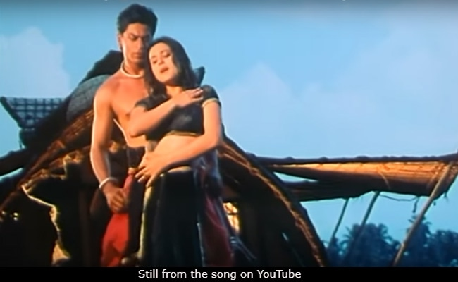 Why Shah Rukh Khan Is Not In Jiya Jale's Waterfall Sequence, Farah Khan Reveals
