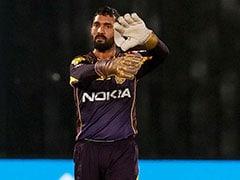 IPL 2018: जब दिनेश कार्तिक ने विकेट के पीछे दिखाई MS धोनी जैसी फुर्ती, हर कोई हुआ हैरान, देखें VIDEO