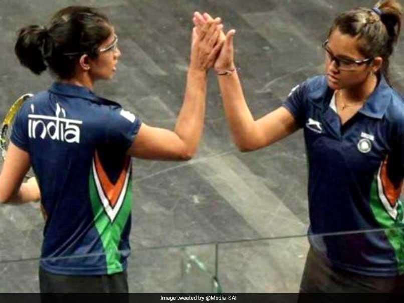 Commonwealth Games 2018: Dipika Pallikal-Joshna Chinappa Clinch Silver In Womens Doubles Squash