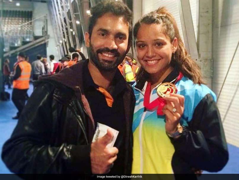2018 Commonwealth Games: Dipika Pallikal Keen To Push Husband Dinesh Karthik