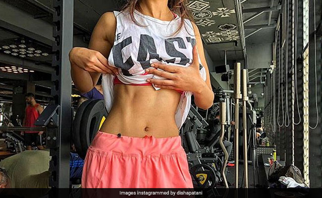 7 Exercises To Get Flat Abs Like Disha Patani