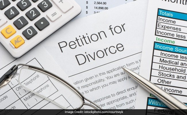 divorce generic istock