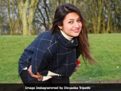 <i>Yeh Hai Mohabbatein</i> Star Divyanka Tripathi Shuts Down A Troll Who Tried To Body Shame Her