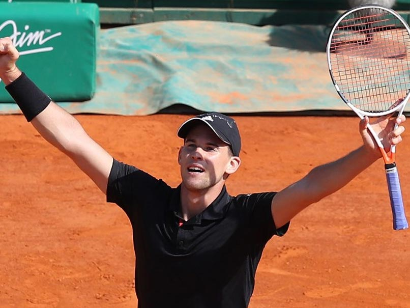 Monte Carlo Masters: Dominic Thiem Stuns Novak Djokovic To Reach Quarter-Finals In Monaco