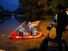 2 Dragon Boats Capsize In Southern China, 17 Dead
