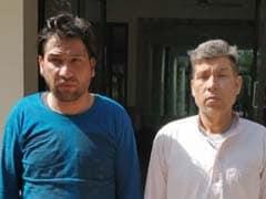 इंटरनेशनल ड्रग्स रैकेट का पर्दाफाश, 2 अफगानी नागरिक 1 करोड़ से ज्यादा की हेरोइन के साथ गिरफ्तार