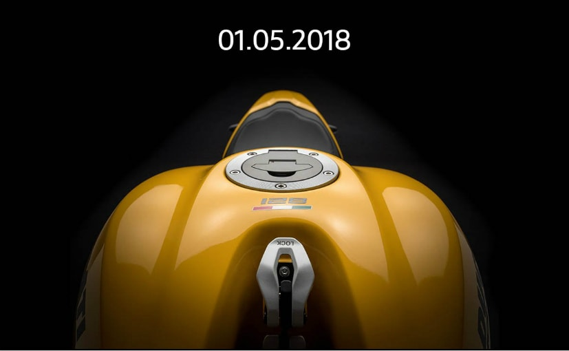 Ducati India has released a teaser image confirming the launch of the new Monster 821