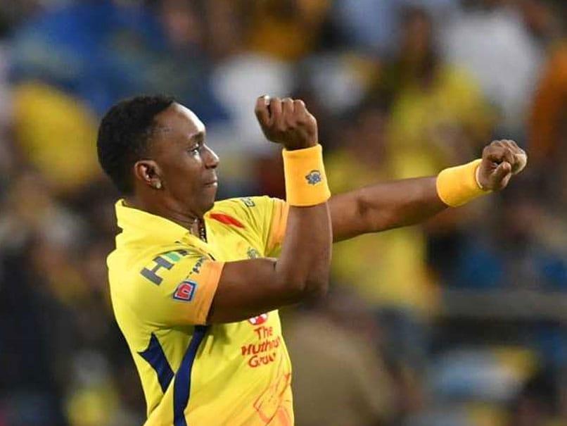 IPL 2018: जब ब्रावो ने किया धोनी के लिए डांस और धोनी को आई शर्म...